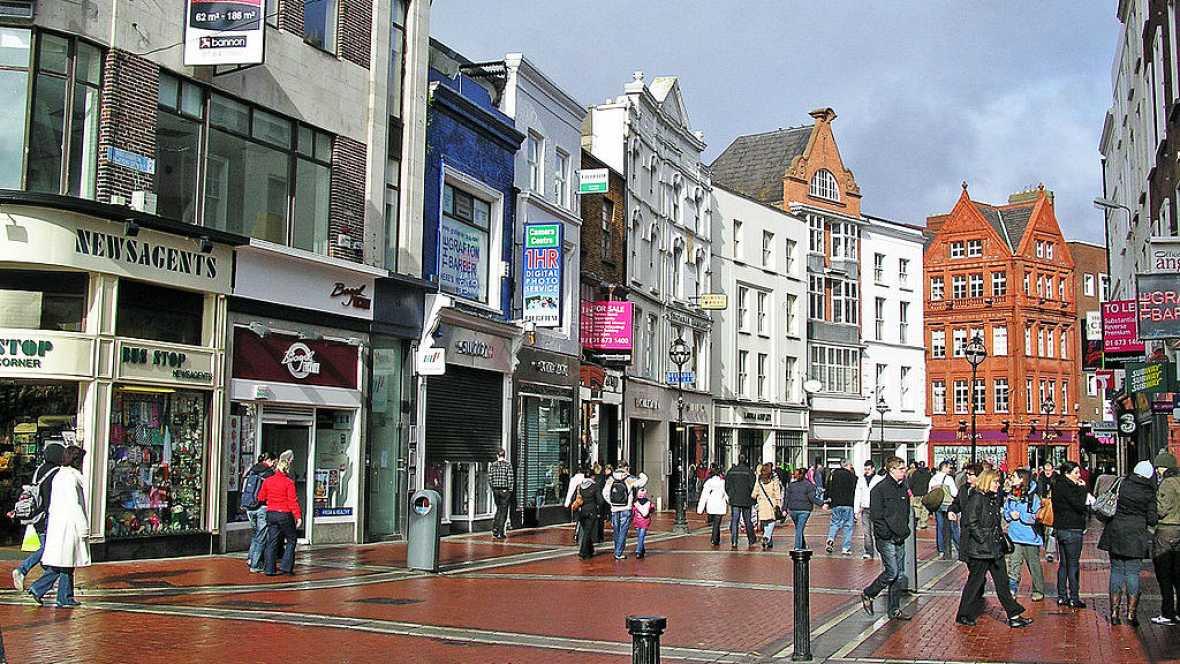 Nómadas - Dublín, un trébol de cuatro hojas - 28/07/12 - Una visita a la capital de Irlanda guiada por sus literatos y sus leyendas - Escuchar ahora