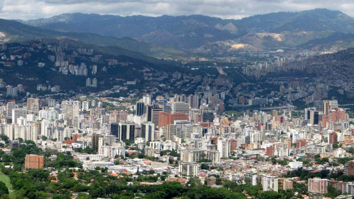 Nómadas - Caracas, a un cerro del Caribe - Escuchar ahora