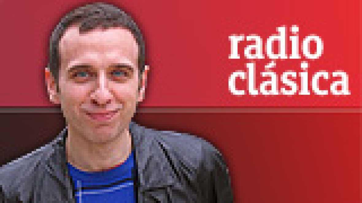 Cuarteto Clásico de RNE - 1950-1955 (I) Una mirada a Europa - 24/07/11 - Escuchar ahora