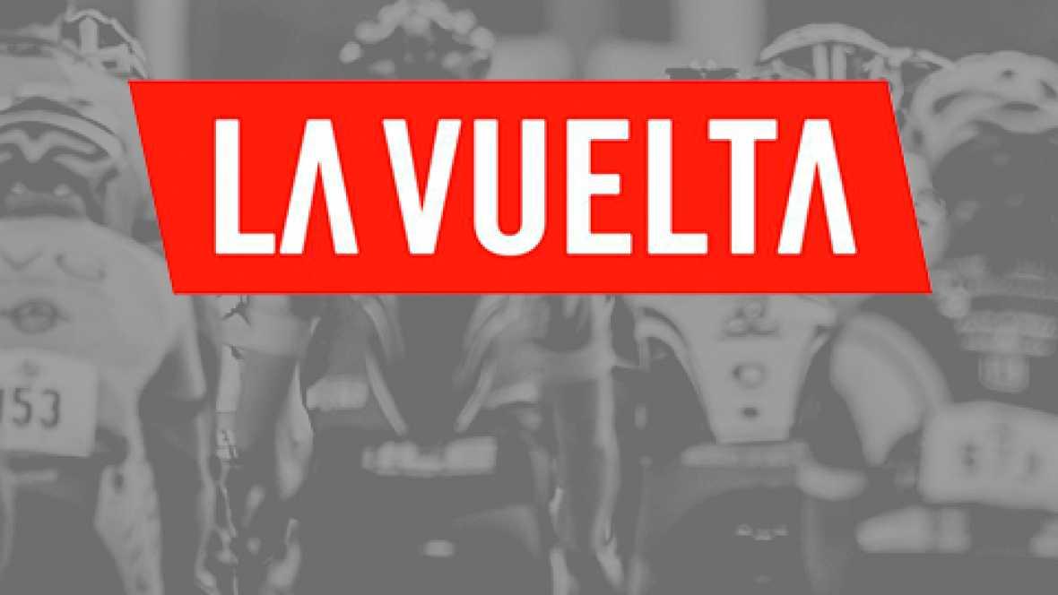 El ciclista español del equipo Jatusha ha contado en los micrófonos que el año pasado se confundió en la etapa de Valdepeñas de Jaén y que en esta ocasión tenía la lección bien aprendida.