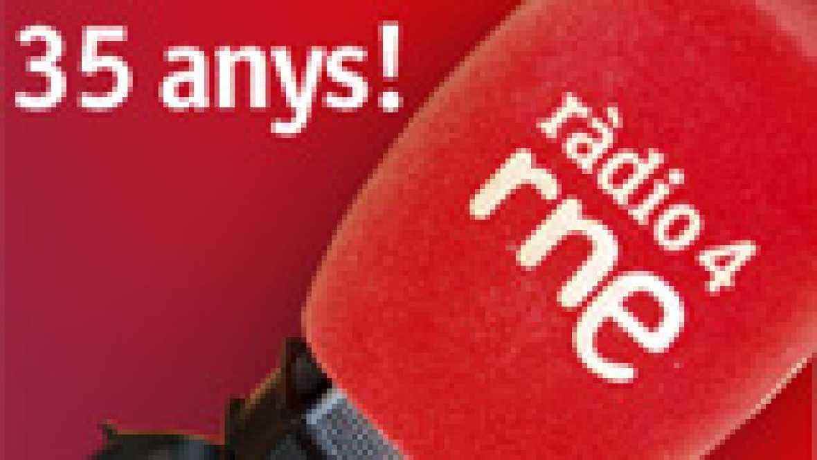 35 anys Ràdio 4 - Miquel Abras