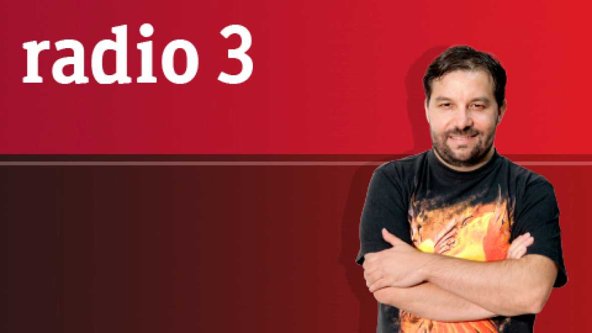 El vuelo del Fénix - Entrevista a Avalanch, Luis y Rómulo Royo - 24/12/11 - Escuchar ahora