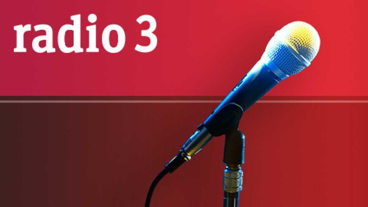 Los conciertos de Radio 3 - Jorge Ilegal y los Magníficos - 07/02/12 - escuchar ahora