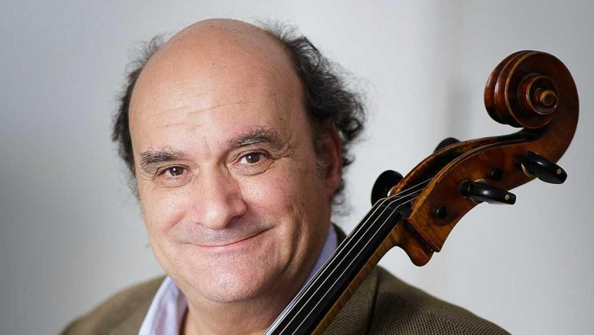 Temas de música - El violonchelo en España 3 - 11/02/12 - escuchar ahora