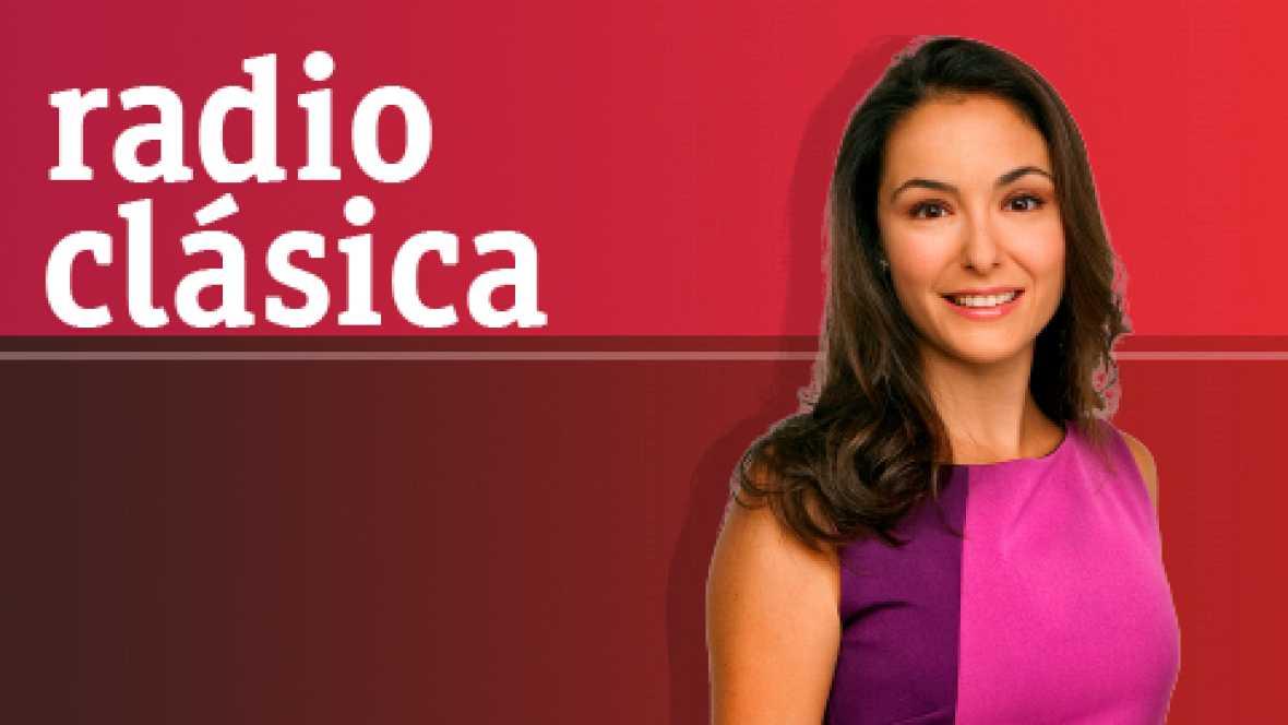 América mágica - Compositoras de Iberoamérica - 04/03/12 - escuchar ahora