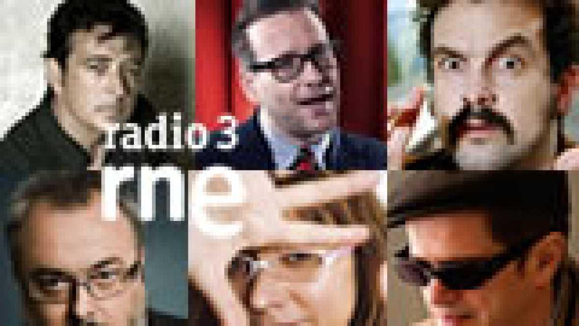 Hoy programa - Paco Plaza - 02/04/12 - Escuchar ahora