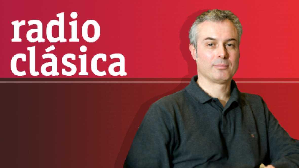 Músicas de España - 31/03/12 - escuchar ahora