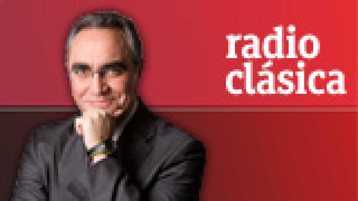 Álbum de discos - Música española del XIX - 08/04/12 - Escuchar ahora