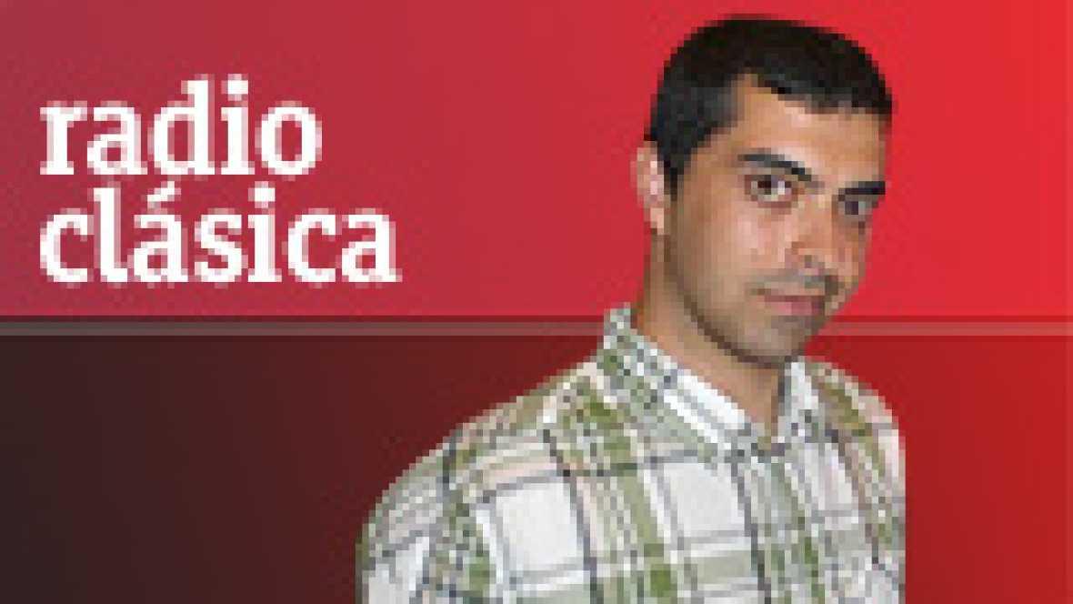 Redacción de Radio Clásica - 13/04/12 - escuchar ahora
