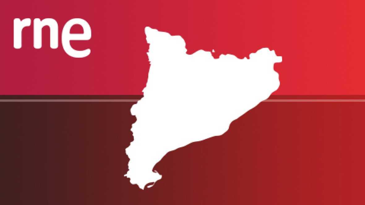 Edició Migdia-Catalunya - La crisi no mata Sant Jordi
