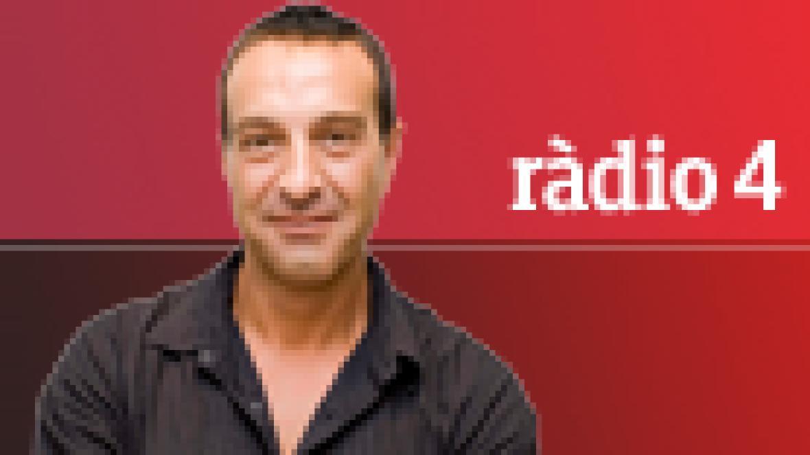 Matí a 4 Bandes - El logo més petit, amb el Camil Roca. Carme Sánchez ens ha parlat de sexe. Twitter, Cor i Tendències