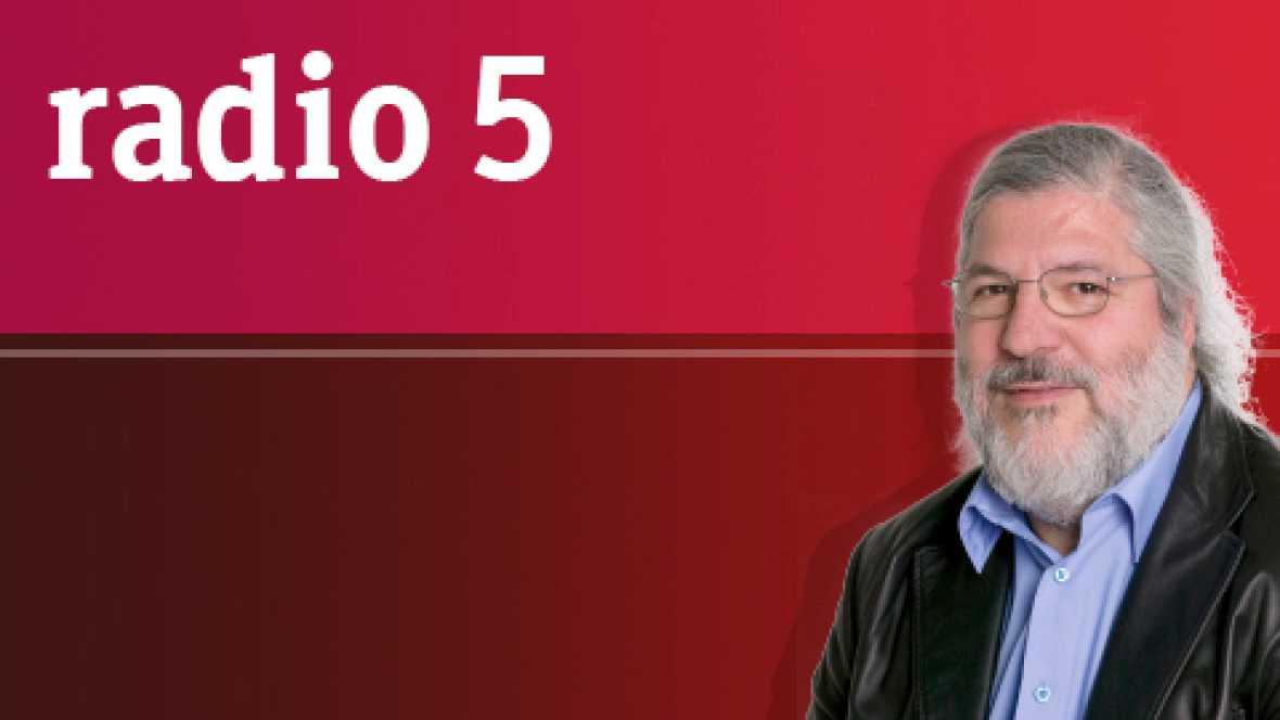 El flamenco en R5 - Enrique de Melchor (2ª parte) - 29/04/12 - Escuchar ahora