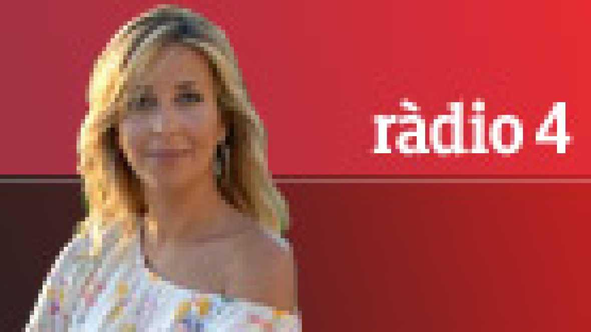 Directe 4.0 - Repàs de l'actualitat. Entrevista Jordi Miralles. Concurs Barça 4.0. Iñaki Díez corresponsal de RNE a Italia