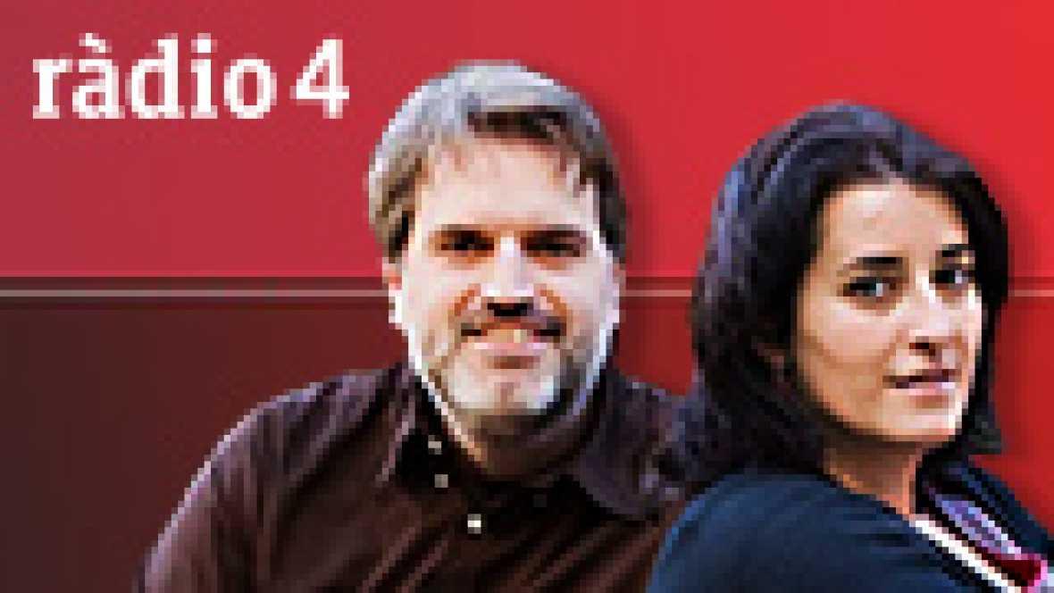 Entre Hores - Receptes dolces del Jordi Jacas: mousse de maduixes i infusió de fruits vermells