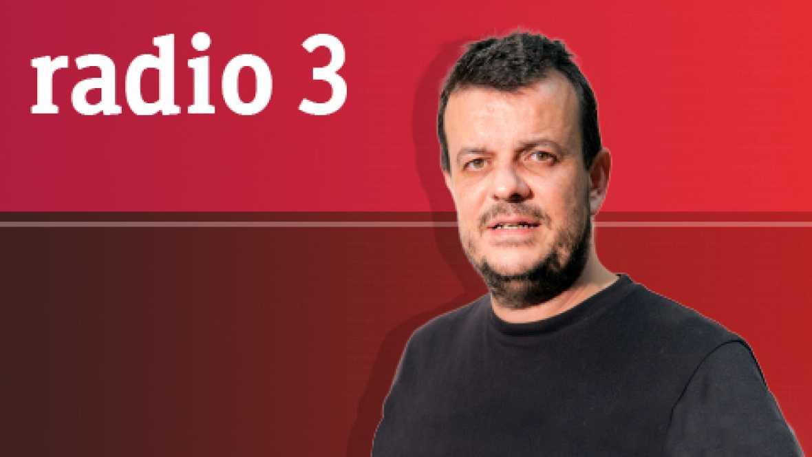 Sateli 3 - Novedades 50's Spanish Rock&Roll!! - 30/05/12 - escuchar ahora