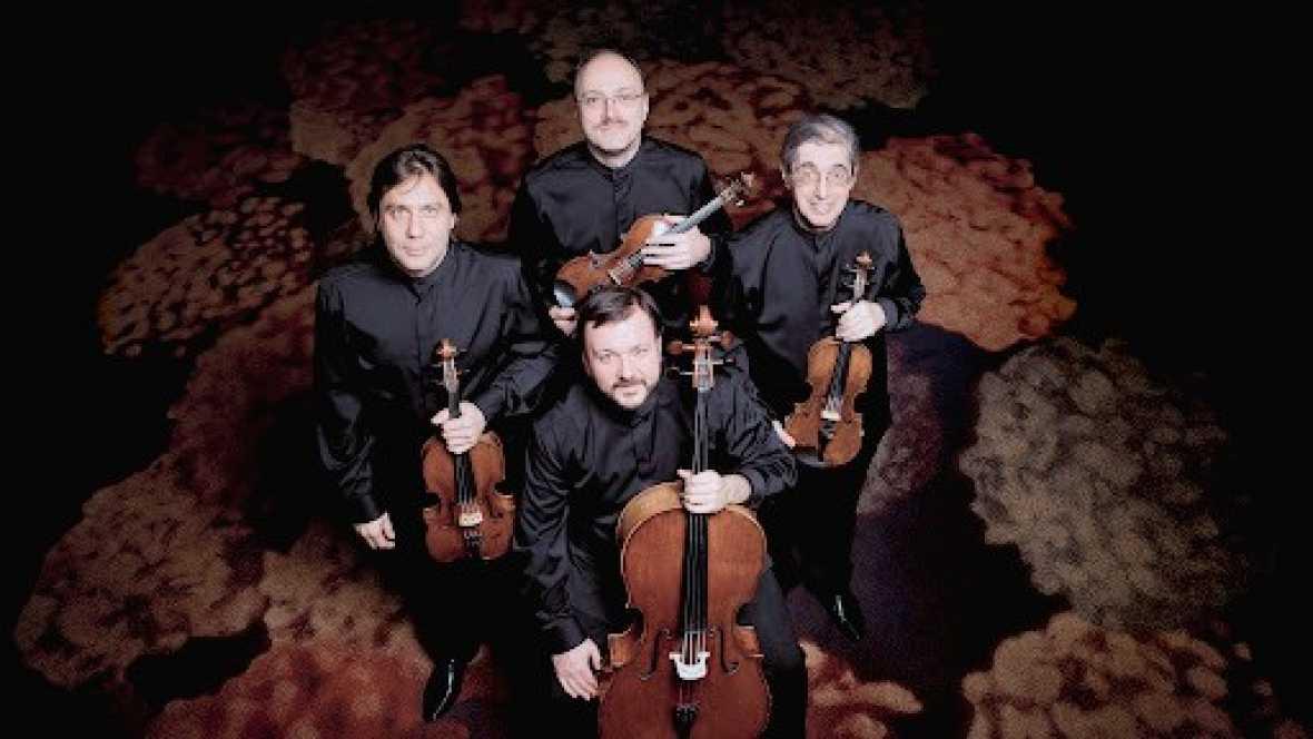 Grandes ciclos: Alexander Borodin - Borodin y el cuarteto de cuerda - 30/05/12 - Escuchar ahora