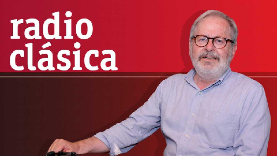 Juego de espejos - Domingo Villar, escritor - 04/06/12 - Escuchar ahora
