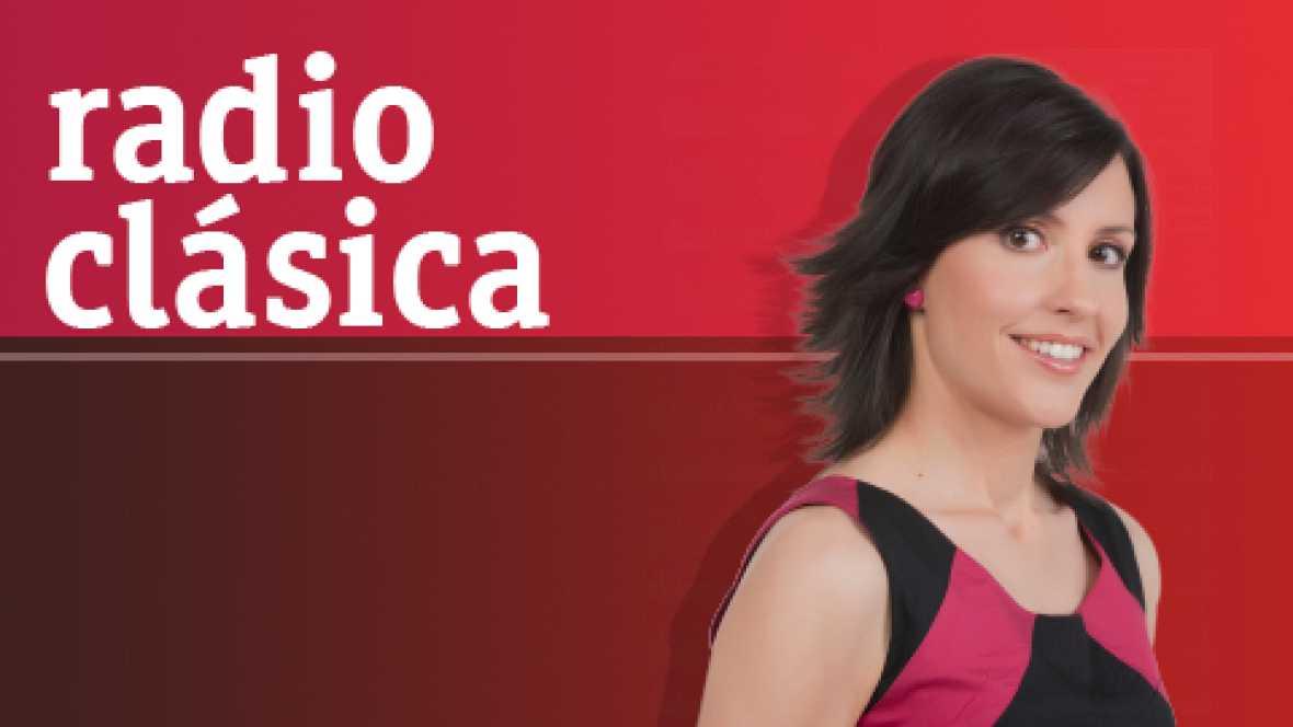 Melodías de comedia - Vesselina Kasarova canta Offenbach - 13/06/12 - escuchar ahora