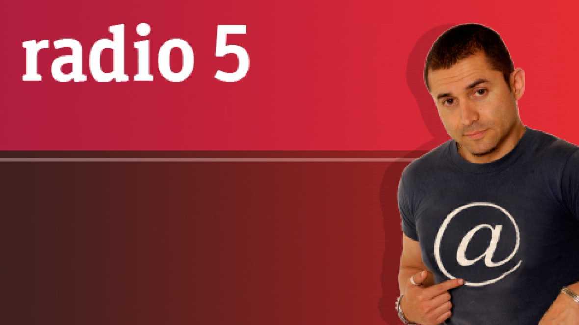 El buscador de R5 - Nuevo smartphone - 17/06/12 - escuchar ahora
