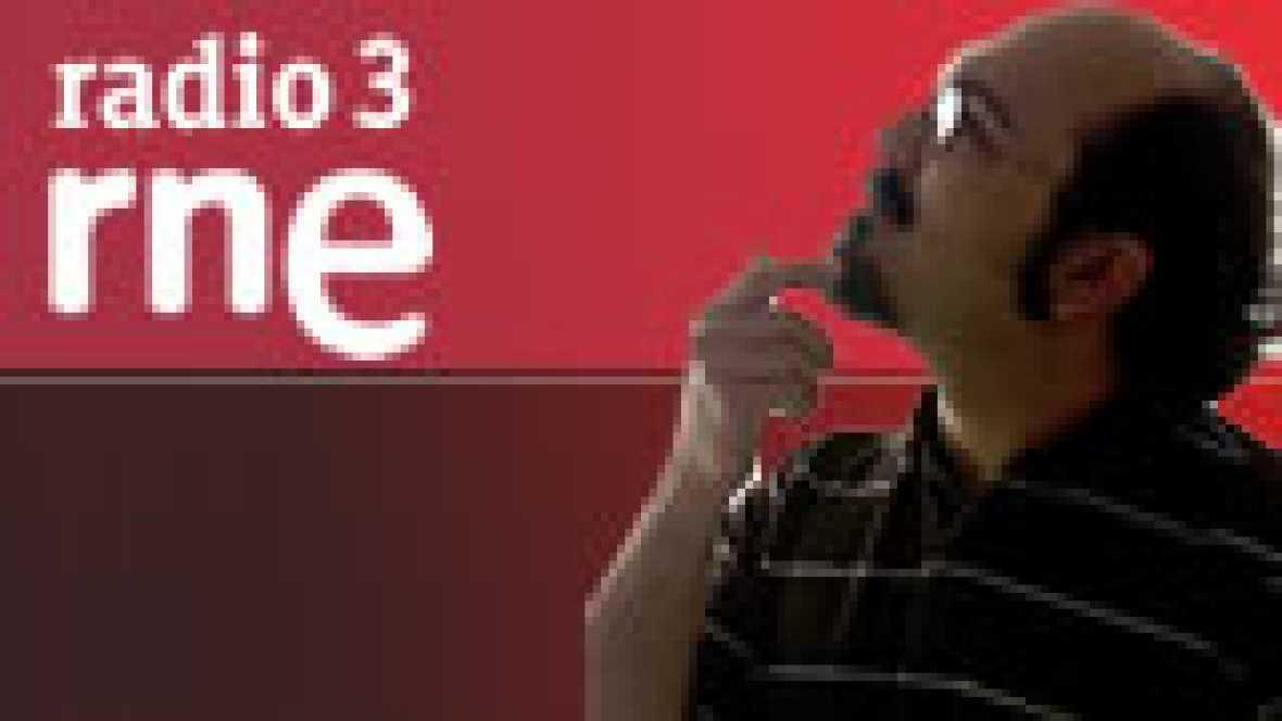 En la nube - Entrevista acústica a Fon Román - 18/05/12 - Escuchar ahora