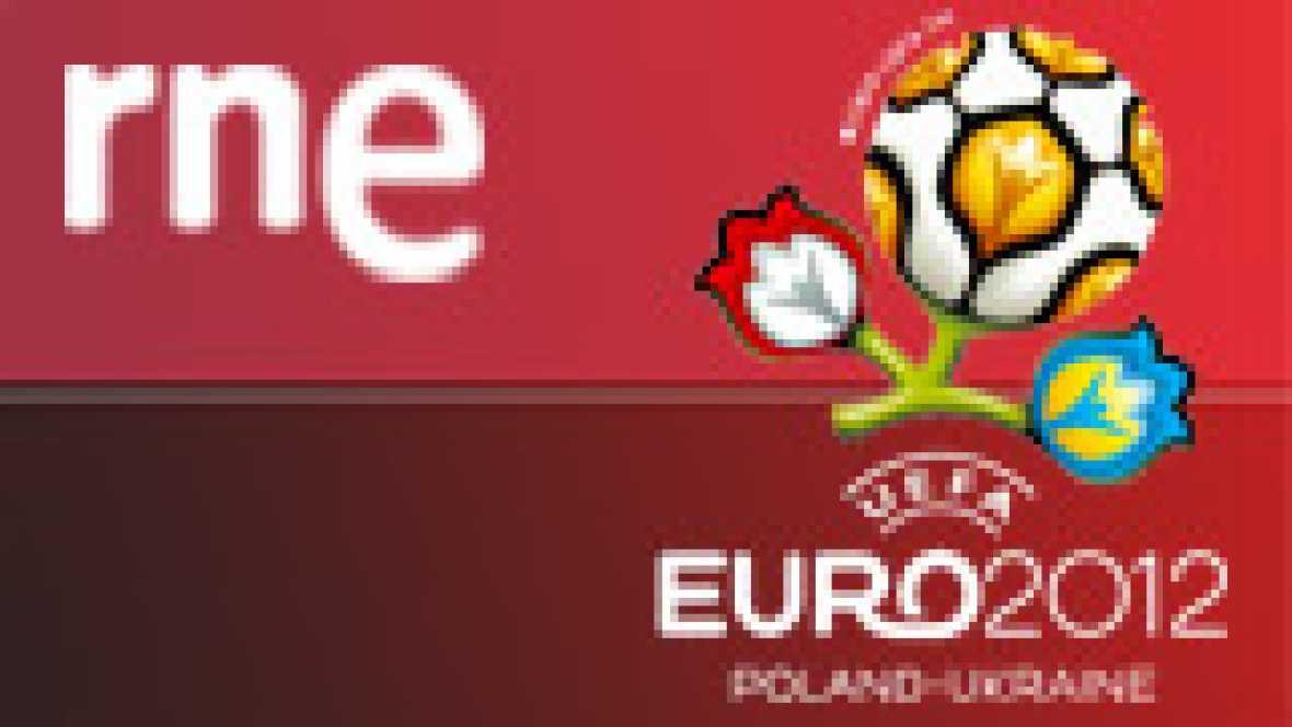 Especial Eurocopa 2012 - 21/06/12 - escuchar ahora