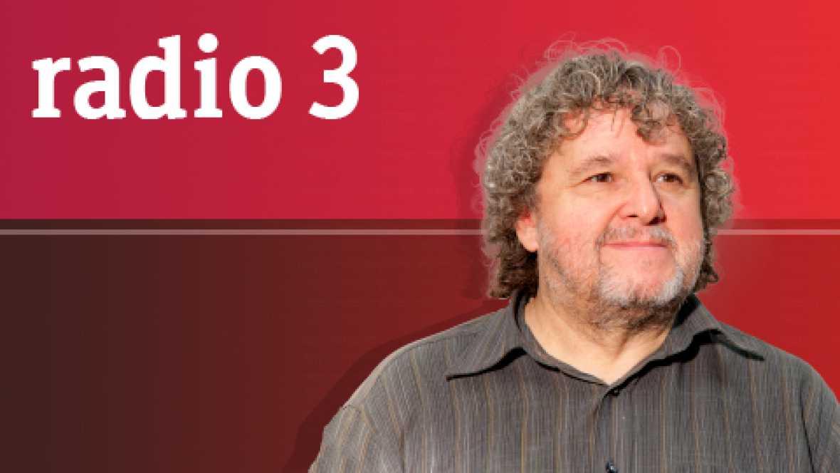 Disco grande - Napoleón Solo, acompañado y en la disco - 21/06/12 - Escuchar ahora