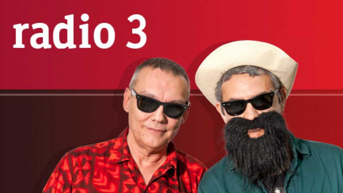 Melodías pizarras - Rock en castellano - 06/07/12 - Escuchar ahora