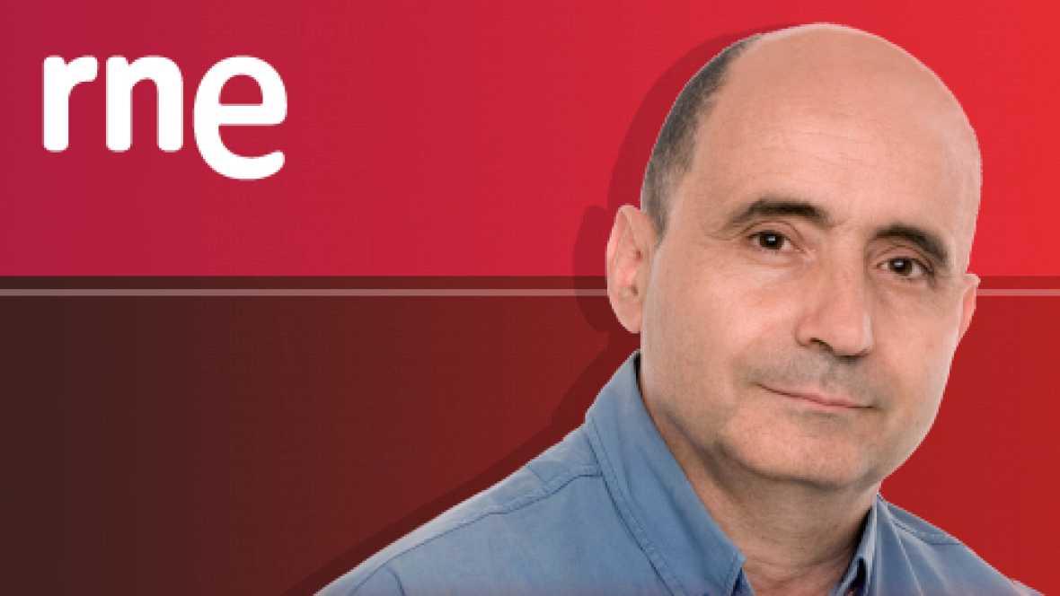 Entrevista a Miguel Ángel Jiménez en 'A hombros de gigantes' para hablar sobre virus, su propagación y clasificación.