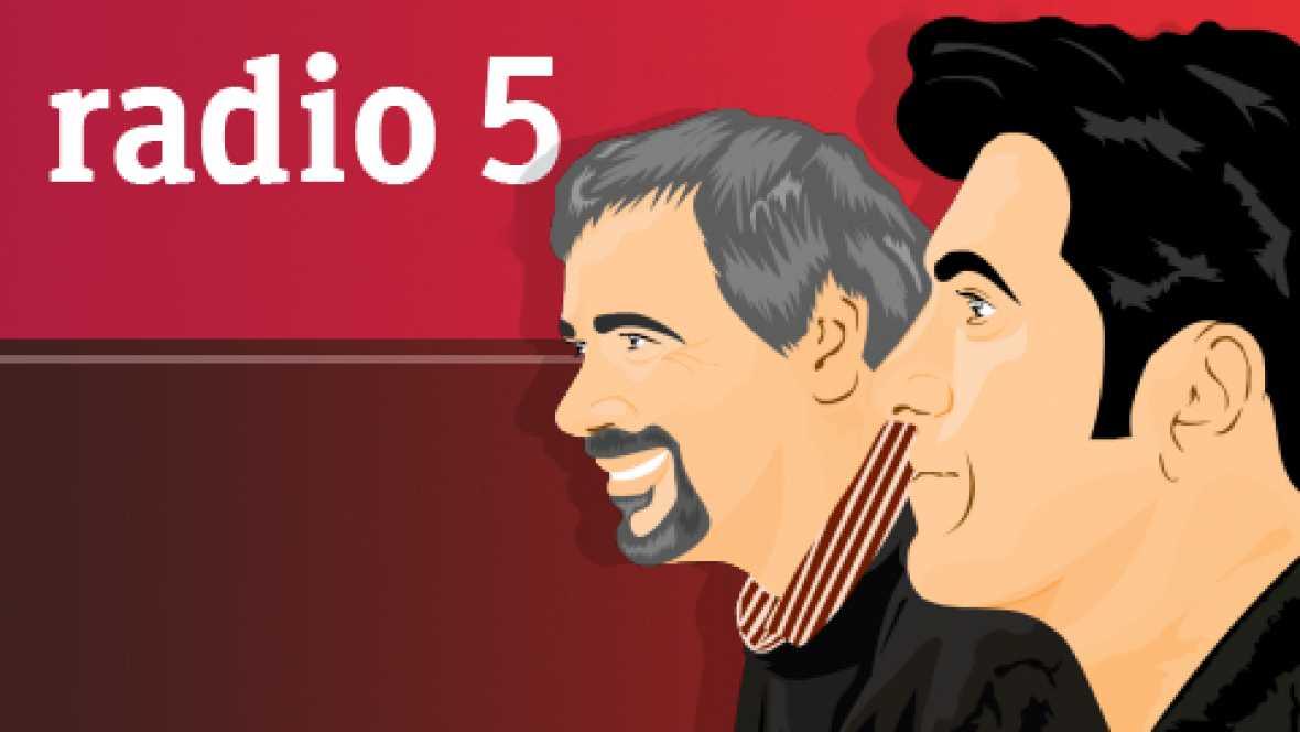 Viñetas y bocadillos - Entrevista a Nacho Fernández (Dibujante de 'El Supergrupo) - 28/07/12