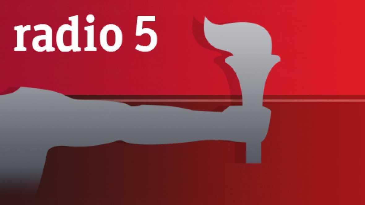 No juegues contra el deporte - II Clinic por la integración y Proyecto Grada Joven - 29/07/12 - Escuchar ahora