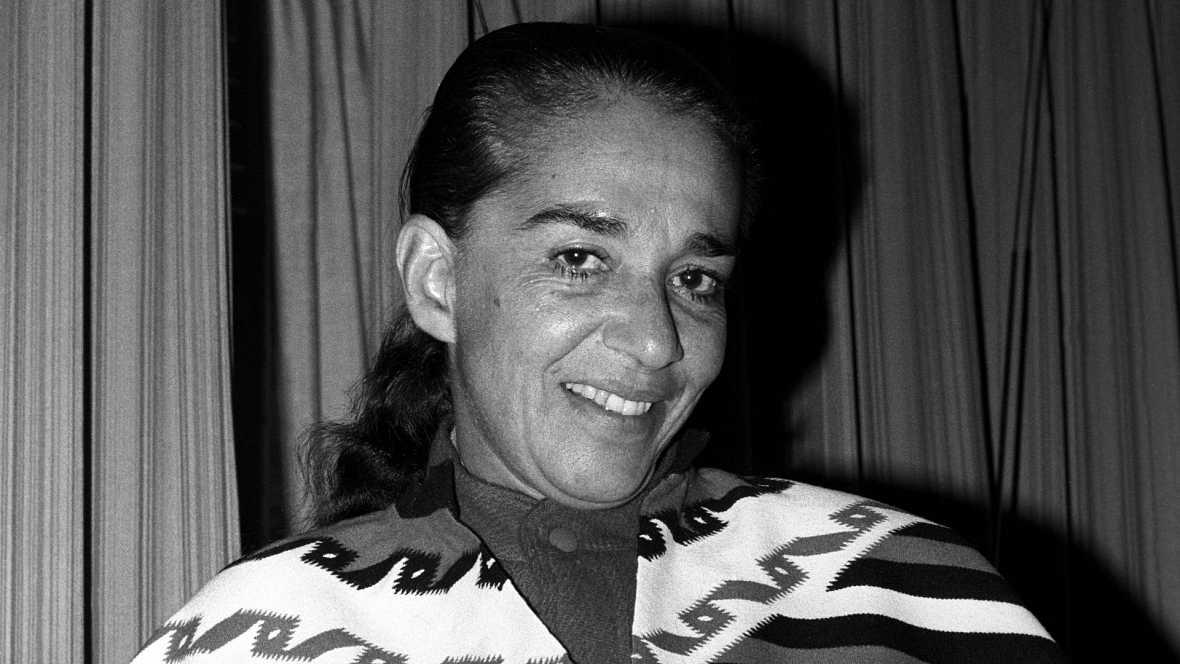 Océano Expreso - Entrevista a Chavela Vargas - 15/06/2003 - Escuchar ahora