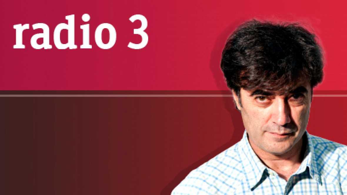 Siglo 21 - La electrónica lírica de Austra - 18/08/12 - escuchar ahora