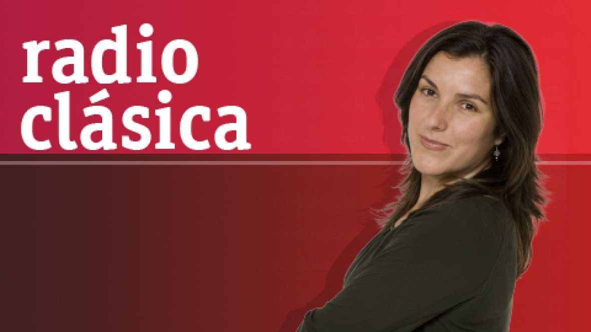 Los clásicos - Raquel Andueza: la voz que pone el barroco de moda - 07/09/12 - Escuchar ahora