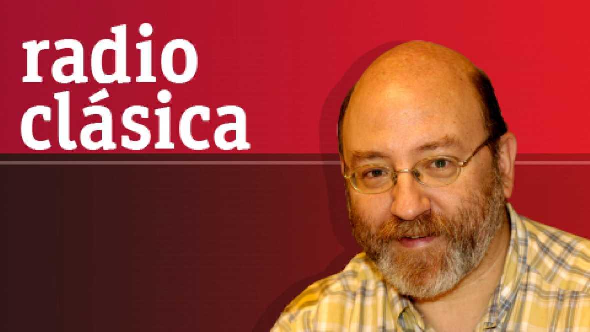 El fantasma de la ópera - 08/09/12 - Escuchar ahora