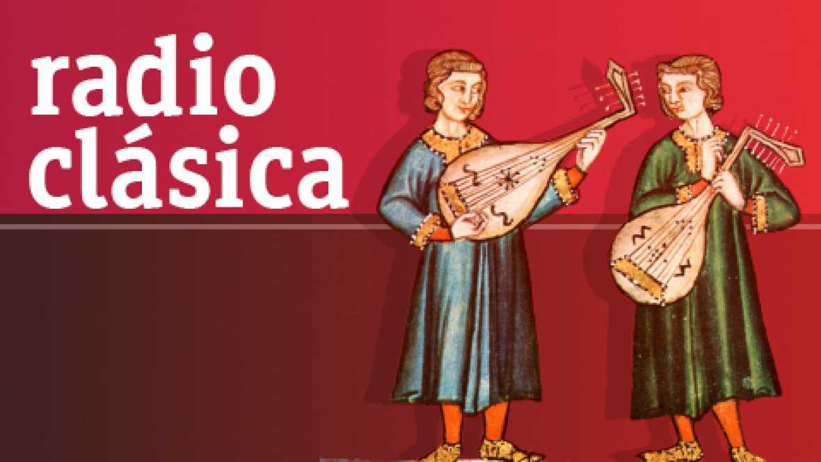Música antigua - Dos manuscritos del siglo XIV: Módena y Montserrat - 14/12/12 - escuchar ahora