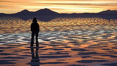 Nómadas - Bolivia, un mar en las alturas - 30/08/15 - escuchar ahora