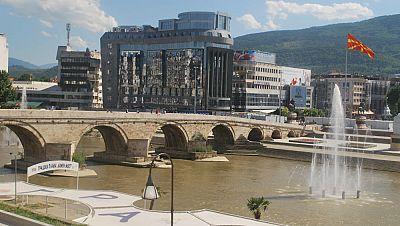 N�madas - Antigua Rep�blica Yugoslava de Macedonia - 20/12/15 - escuchar ahora