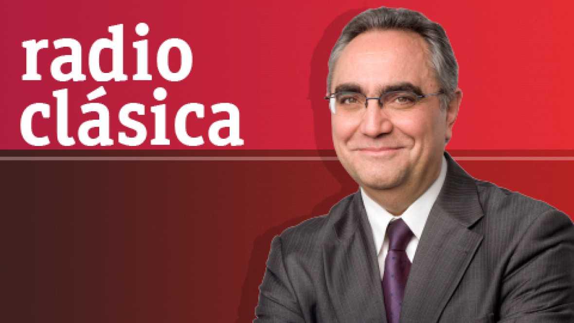 El secreto de las musas - Jorge Fresno - 14/04/13 - Escuchar ahora