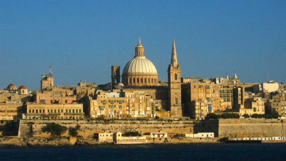 Nómadas - Malta, caballeros mediterráneos - 10/01/16