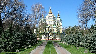 Nómadas - Almaty, la otra Gran Manzana - 30/06/13 - escuchar ahora