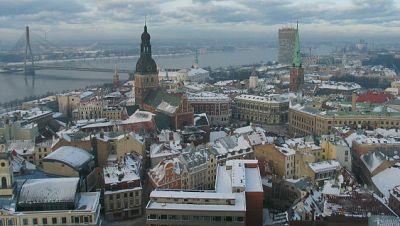 Nómadas - Riga, al borde del Báltico - 14/07/13 - escuchar ahora