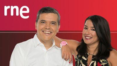 Las mañanas de RNE - Series de TV con Carlos del Amor - La vida de Vicente Ferrer según su viuda y Aída Folch, su intérprete en la película de TVE - Escuchar ahora
