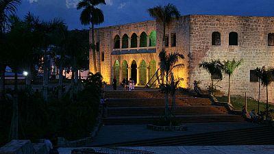 Nómadas - Santo Domingo colonial - 16/02/14 - escuchar ahora