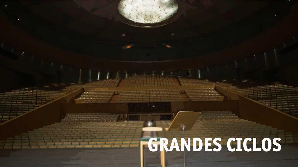 Grandes ciclos - Homenaje a Luis Sagi-Vela - 17/02/14 - escuchar ahora