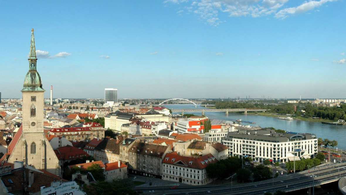 Nómadas - Bratislava, capital con vistas - 09/03/14 - escuchar ahora