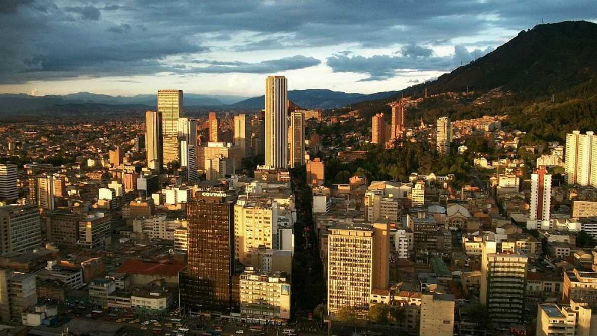 Nómadas - Bogotá, guardiana de los Andes - 13/08/17 - escuchar ahora