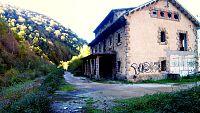 Documentos RNE - El ferrocarril Santander-Mediterráneo, un sueño en vía muerta - 16/08/14 - escuchar ahora