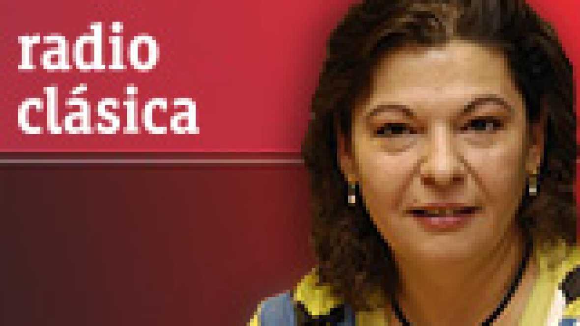 Música joven - Clara Casado Rodríguez, piano - 29/06/14 - escuchar ahora