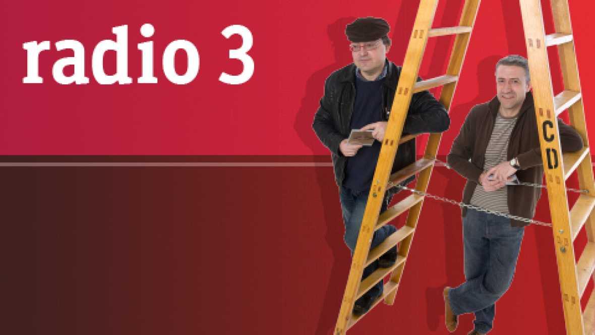 El hexágono - El hexágono perdido - 01/11/14 - escuchar ahora