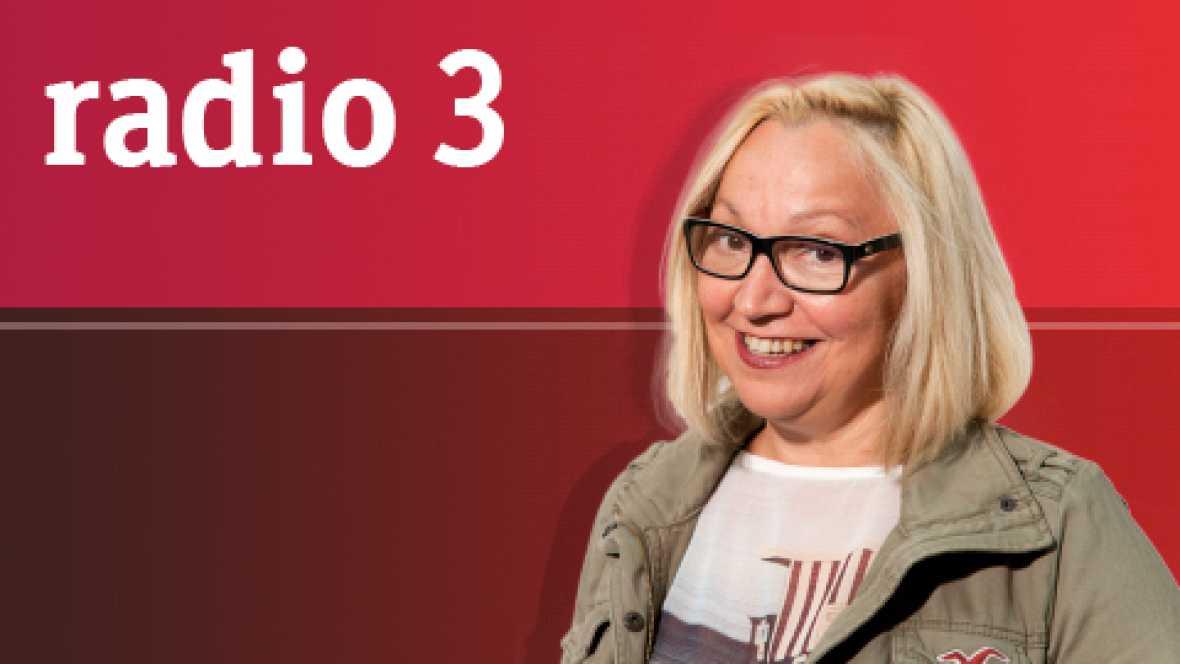 Fluido rosa - Lidwine: La nueva voz francesa - 03/11/14 - escuchar ahora
